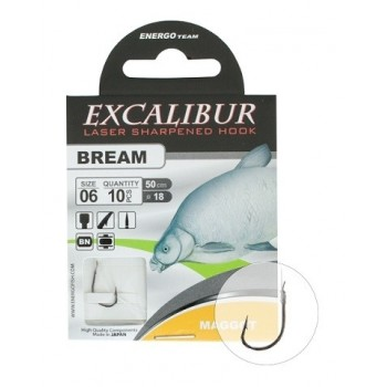 EXCALIBUR SNELLED HOOK...