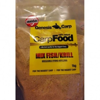 GENESIS CARP Mix Fish/Krill...