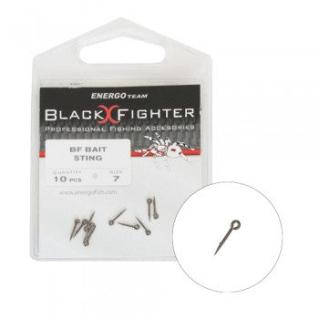 BLACK FIGHTER BAIT STING M...