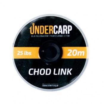 UNDERCARP CHOD LINK 25LBS 20M
