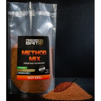 FEEDER BAIT METHOD MIX HOT...