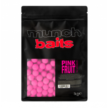 MUNCH BAITS PINK FRUIT 1KG...