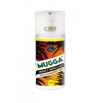 MUGGA SPRAY EXTRA STRONG...