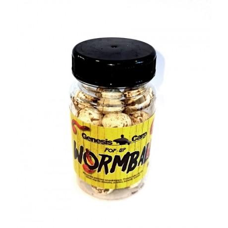 Genesis Carp WormBall Garlic 10mm 38g