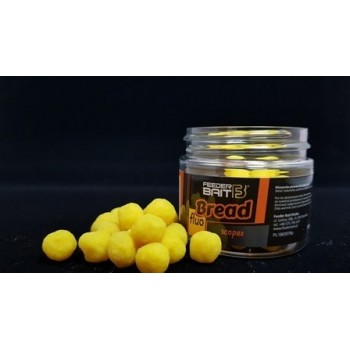 FEEDER BAIT FLUO BREAD GARLIC