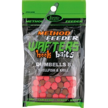 LORPIO DUMBELLS WAFTERS 8MM...