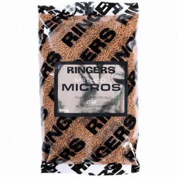 RINGERS PELLET METHOD MICROS