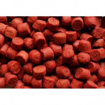 Genesis Carp Pellet Red Halibut Extra Crush 0,5-0,8mm 1kg