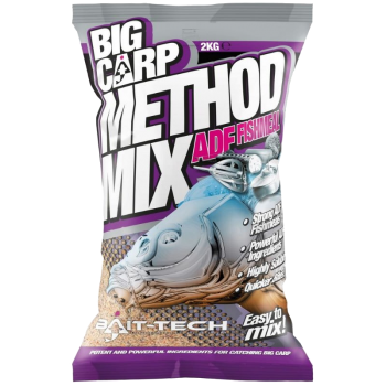 Bait-Tech BIG CARP METHOD...