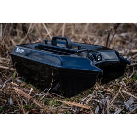 XPLORE BAITBOAT MKII BLACK RAYMARINE DRAGONFLY 5 PRO & BERNS GNSS ZESTAW AUTOPILOTA V2