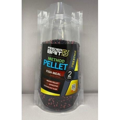 FEEDER BAIT PELLET 2MM DARK SPICE PRESTIGE