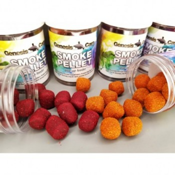 GENESIS CARP Pellet Pop-Up 11mm (MIDI) - Strawberry