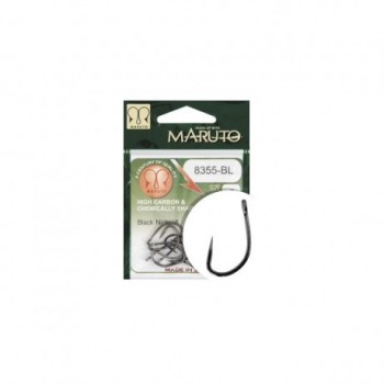MARUTO  8355BL CARP HOOKS nr 4