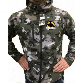 SOFTSHELL JACKET CAMO...