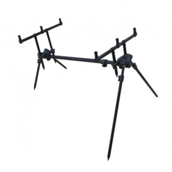 CARPON SKY 3 ROD POD BLACK