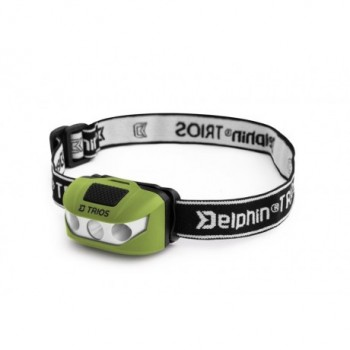 Delphin TRIOS 1W Lampka...