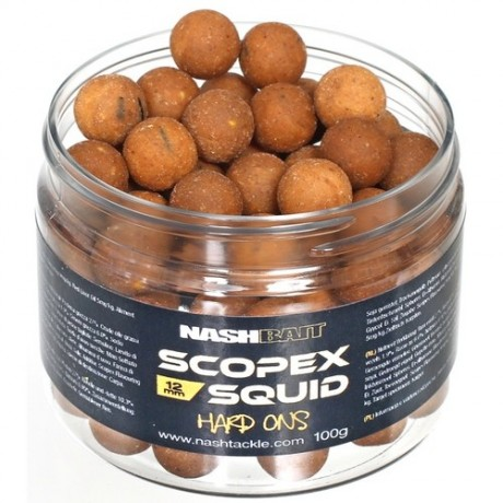 NASH SCOPEX SQUID HARD ONS 20mm 125g
