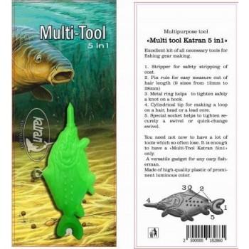 Katran Multi tool 5 in1