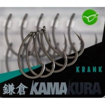 Korda Kamakura Krank Hooks...