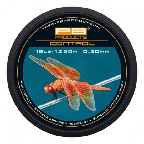 PB PRODUCTS CONTROL MONO 0,30MM/18LB 1250M