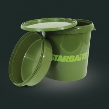 STARBAITS Wiadro Bucket 21l...