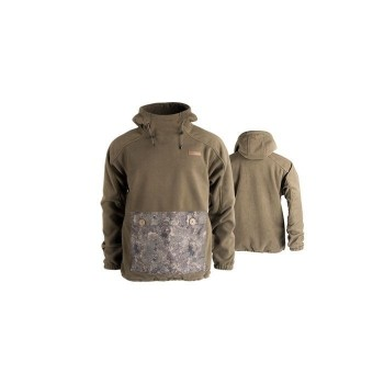 NASH ZT HUSKY FLEECE HOODY L
