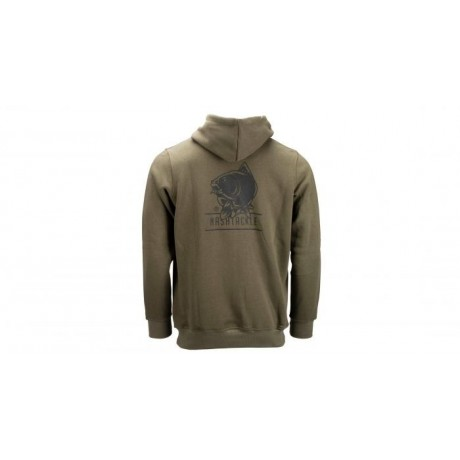 NASH TACKLE HOODY GREEN S