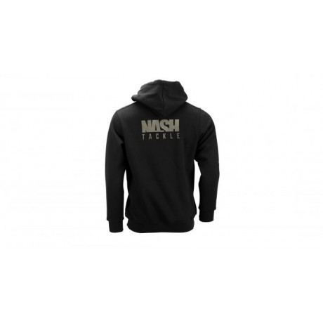 NASH TACKLE HOODY BLACK XXXL