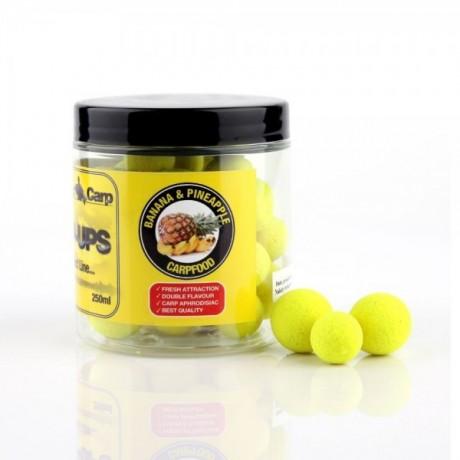 GENESIS CARP FLUO PERFECT POP-UP Banana&Pineapple 15-20mm