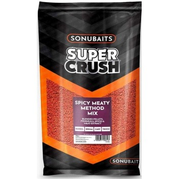 SONUBAITS SUPERCRUSH SPICY...