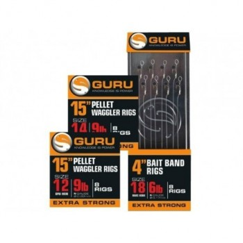 GURU BAIT BANDS READY RIG...