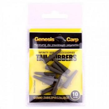 GENESIS CARP TAIL RUBBERS...