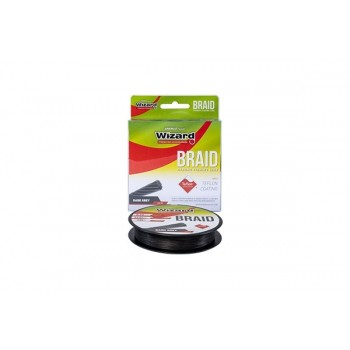 WIZARD BRAIDED LINE 0,08MM...
