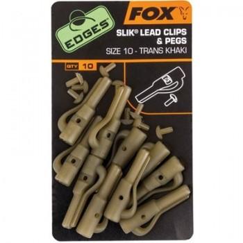 FOX SILK LEAD CLIP+PEG
