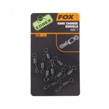 FOX KWIK CHANGE SWIVELS SIZE 7