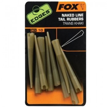 FOX NAKED LINE TAIL RUBBERS