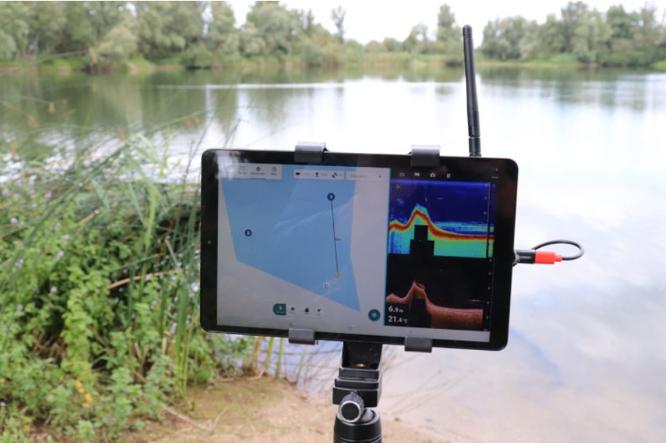 ECHOSONDA GPS GNSS